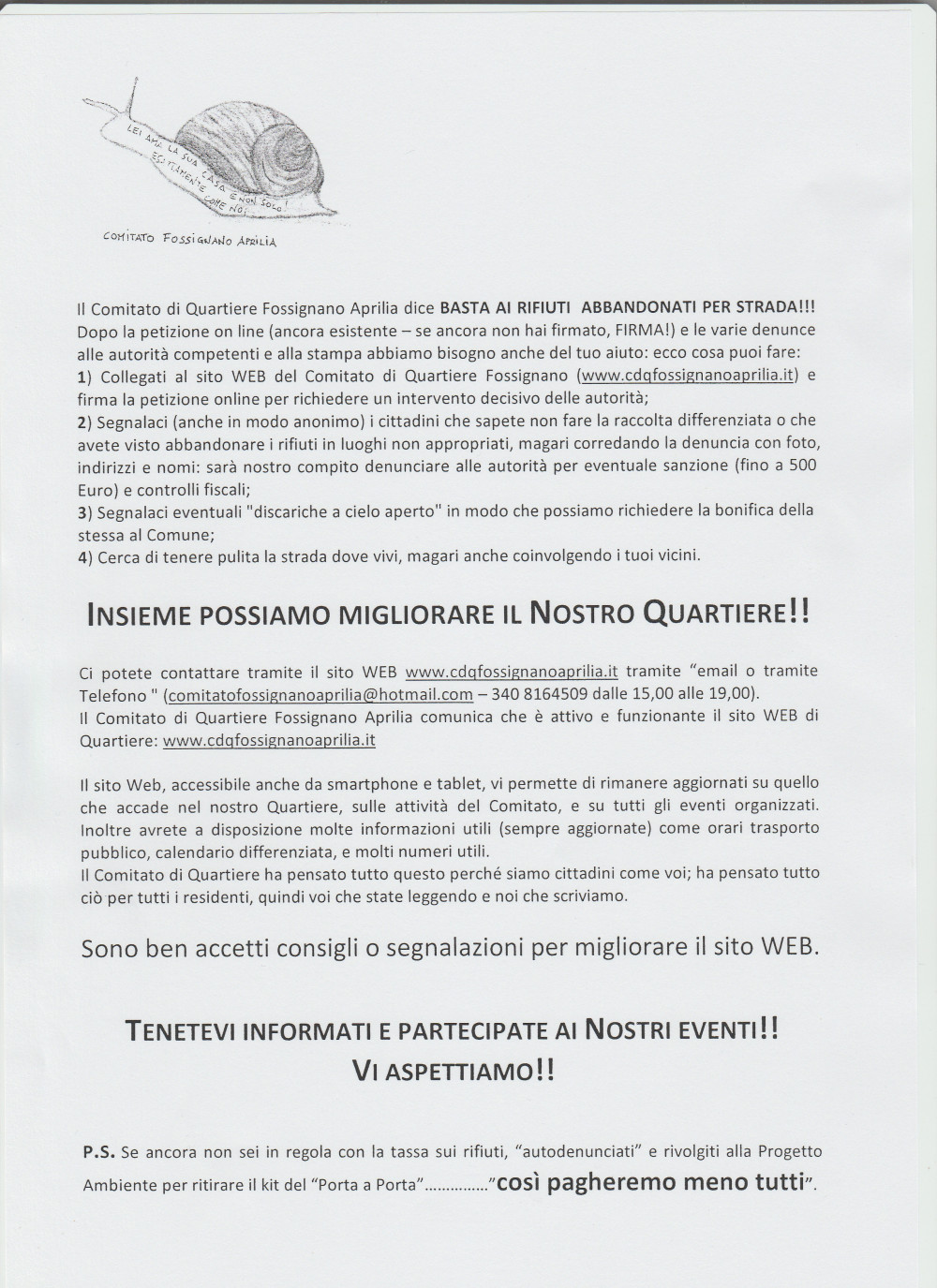 letteracomitato